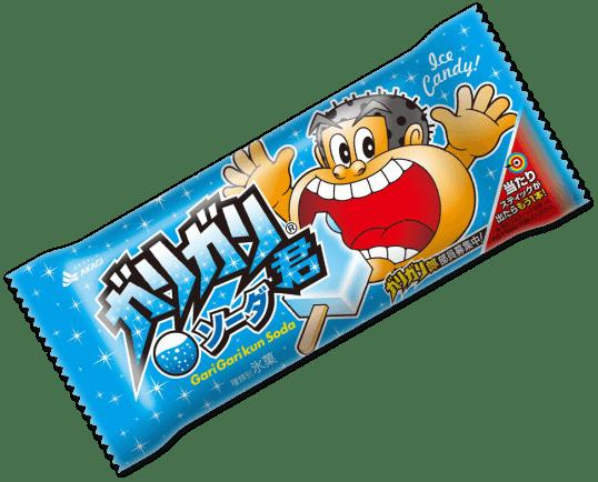 日本國民冰棒「嘎哩嘎哩君」再出奇招。溫泉饅頭新口味上市! | 東京景點筆記