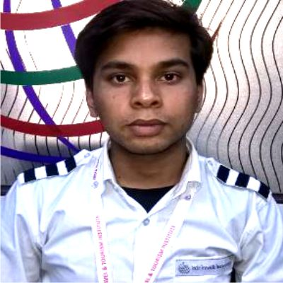 Suraj Kumar Singh - Thomas Cook- Salary 19000