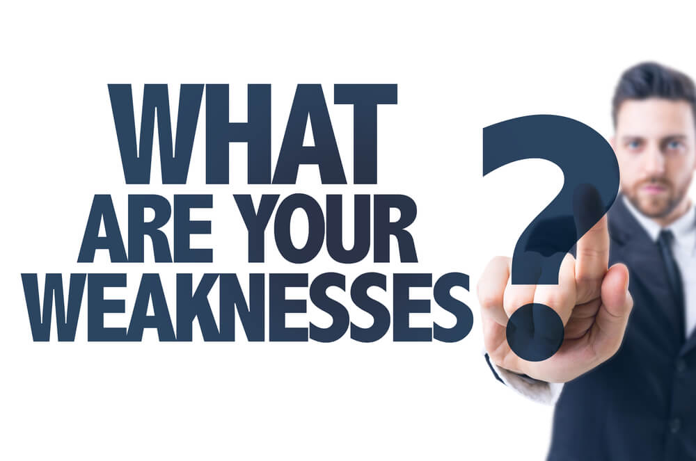 interview-tips-for-freshers-what-are-your-weakness