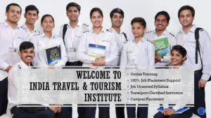 Welcome to India Travel & Tourism Institute