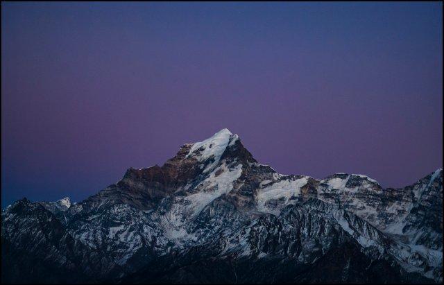 Trek to Pangarchulla Peak, Garhwal Himalaya, Uttarakhand