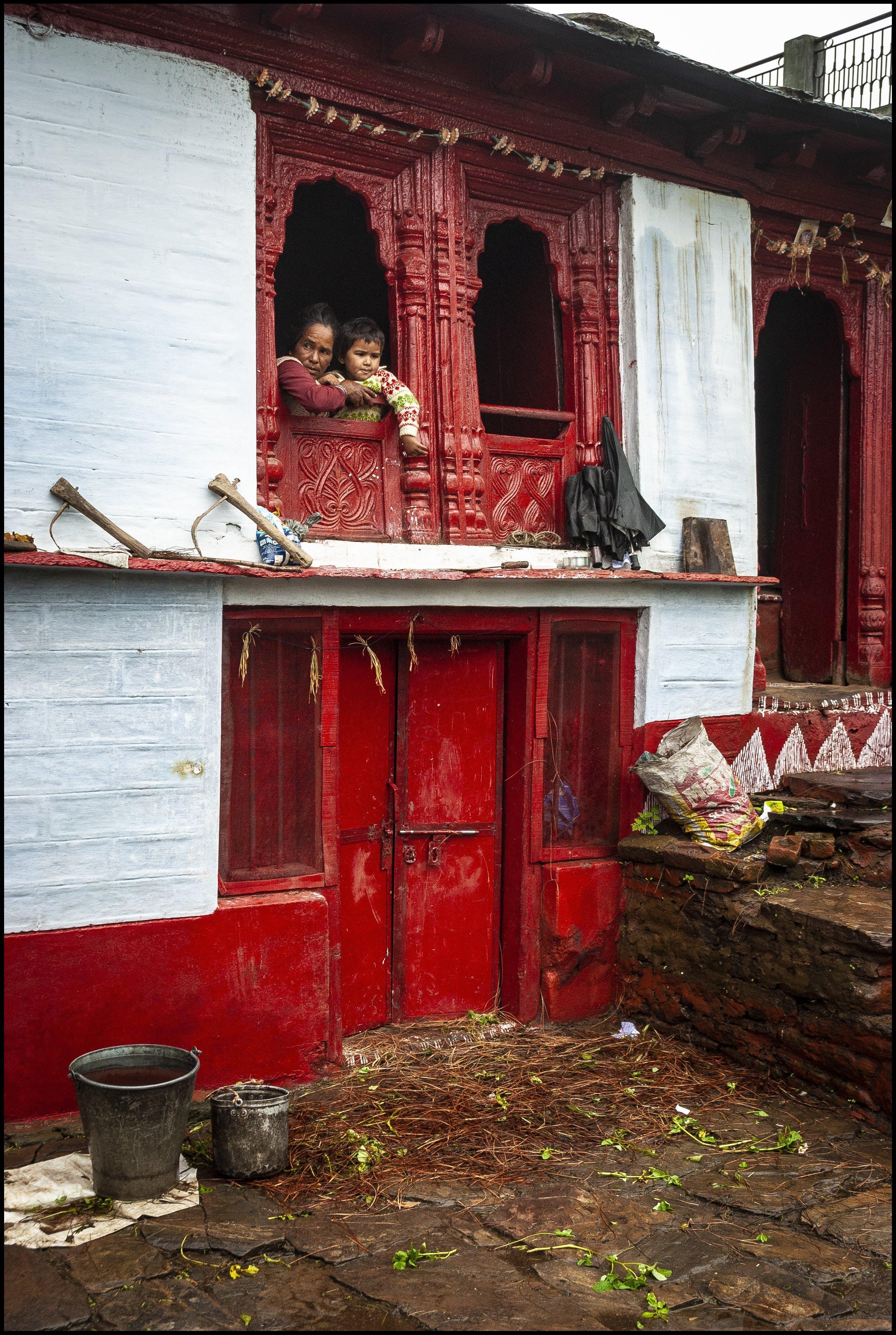Majkhali, Kumaun Himalaya, Uttarakhand, India