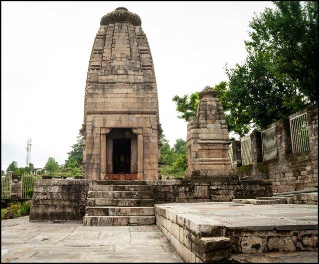 Badrinath Temple Complex, Dwarahat, Uttarakhand, India