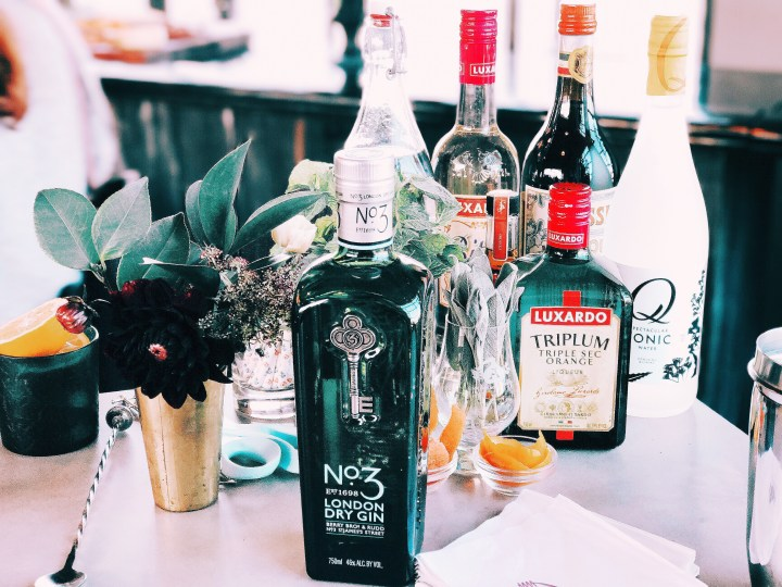 Gin Tasting and Cocktail Class