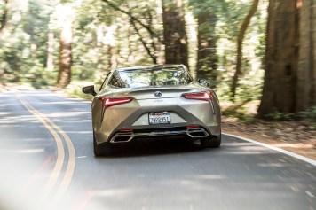 Lexus LS, LC & LX, California Photo: James Lipman / jameslipman.com
