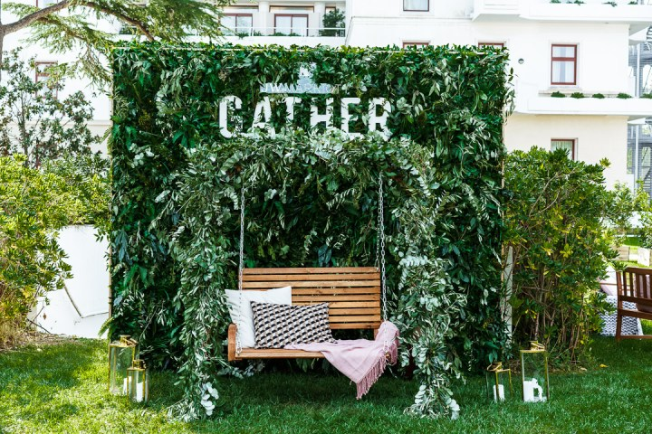 Gather, an Epicurian and Wellness Festival in Venice