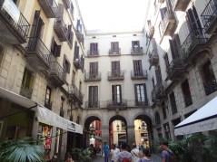 Barri Gotico Gothic Quarter