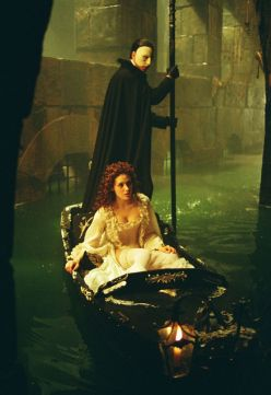 Phantom of the Opera scene