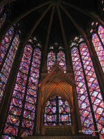 Ste. Chapelle - stained glass (2)