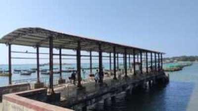 Malvan jetty