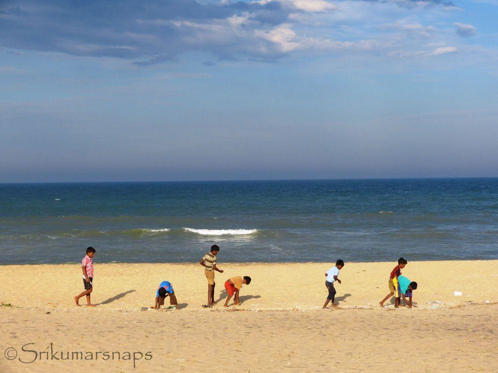 A trip to Uthandi beach (5/6)