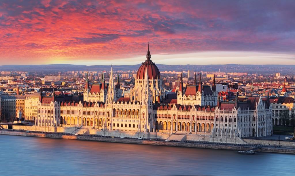 Bezoek het schitterende parlementsgebouw in Boedapest!