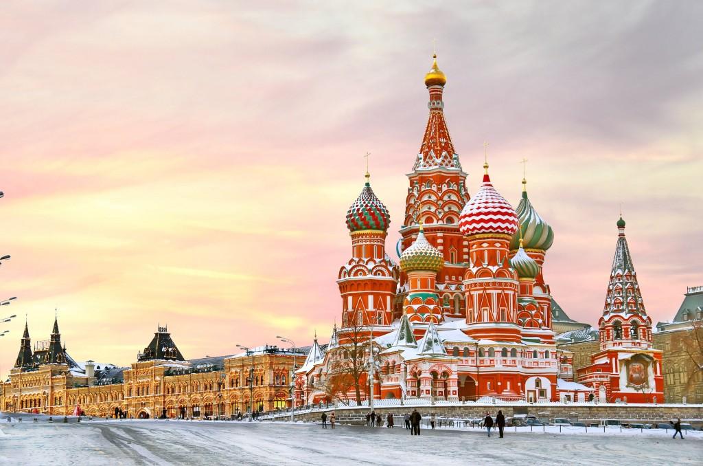 Bezoek het iconische Rode Plein in Moskou!