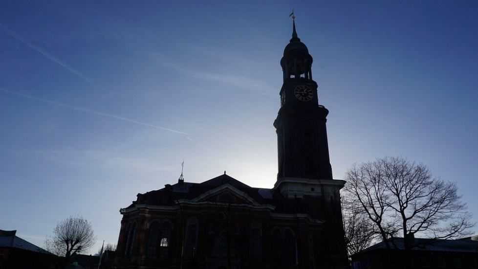 Hauptkirche St. Michaelis in Hamburg