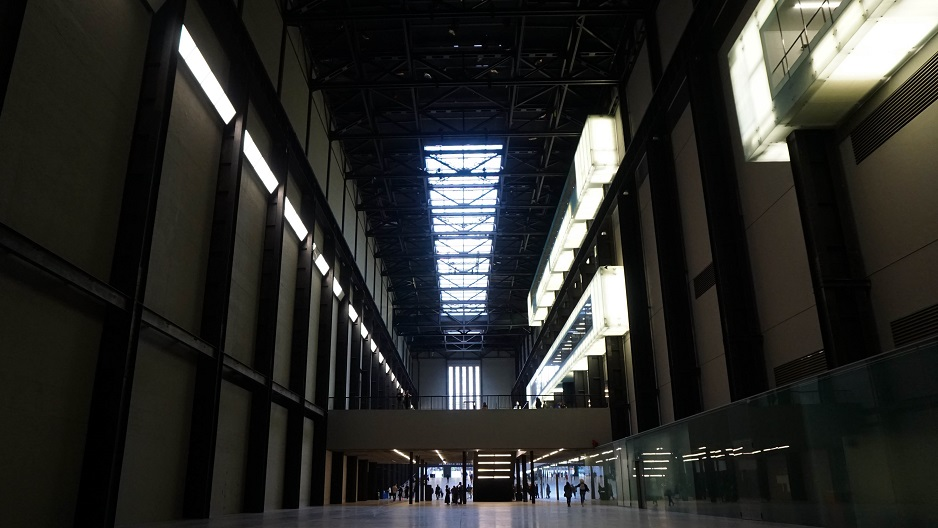 Tate Modern Museum in Londen