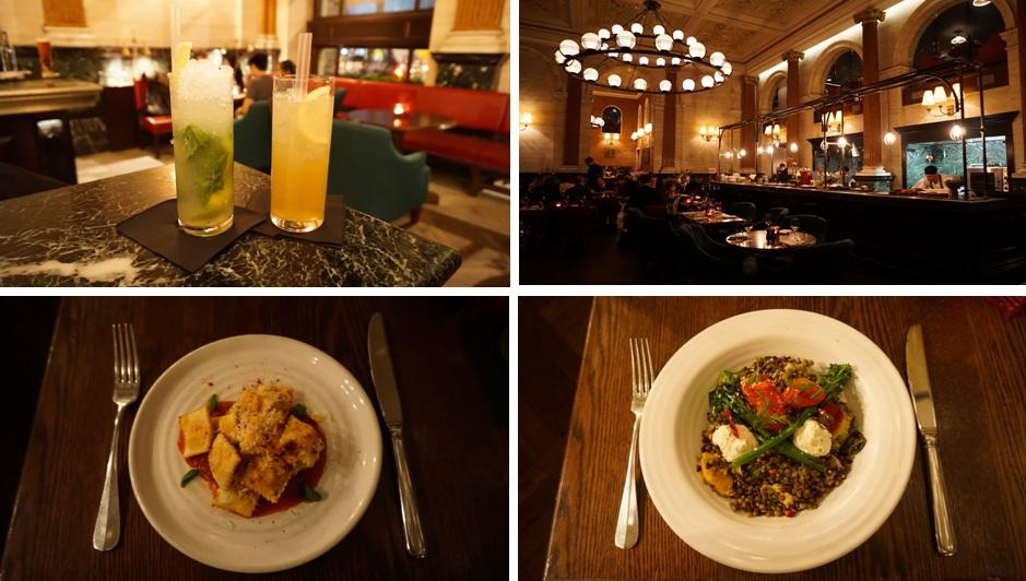 Jamie's Italian in Londen