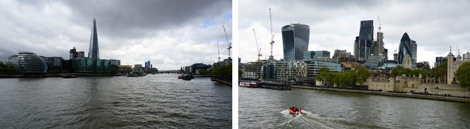 The Shard & Skygarden in Londen