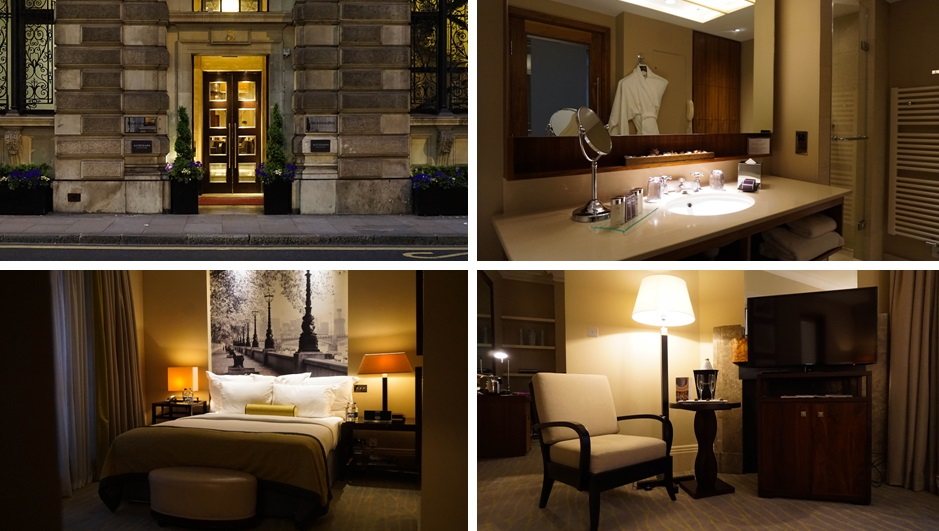 Threadneedles Hotel in Londen