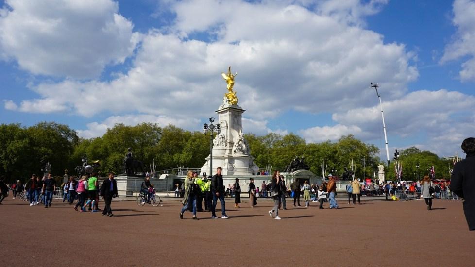 Victoria Memorial in Londen