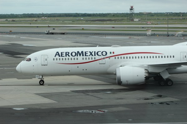 Review Aeromexico Business Class 7879 TravelUpdate