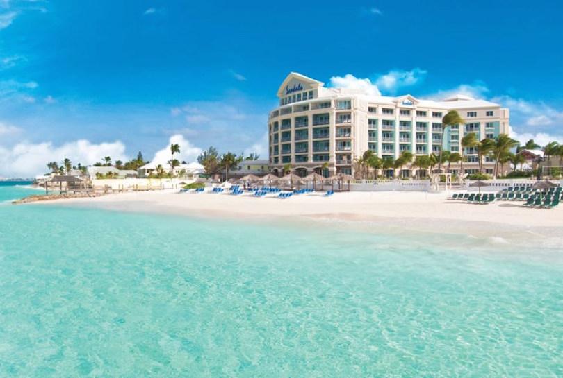 Sandals Royal Bahamian Spa Resort Offshore Island