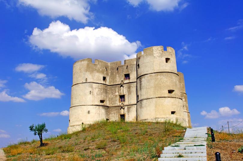 Evoramonte: Convention castle