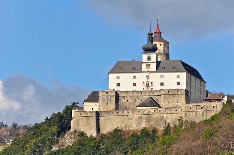 Burg Bollwerk Festung