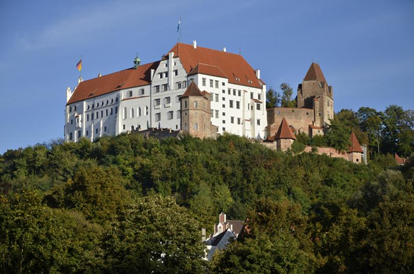 Burg Trausnitz, Landshut