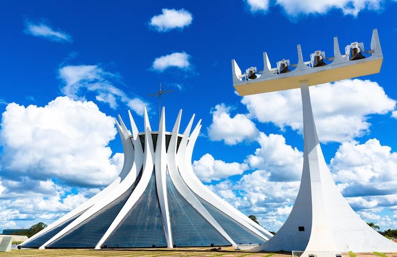 Brasilia Cathedral