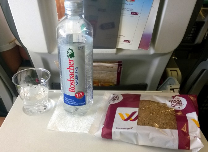 Germanwings Catering