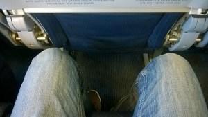 Air Berlin Seat Pitch