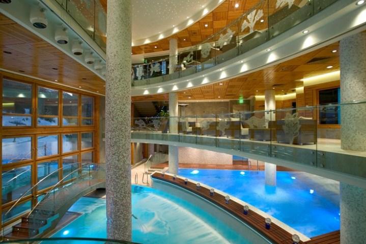 Sport Hotel Hermitage Pools