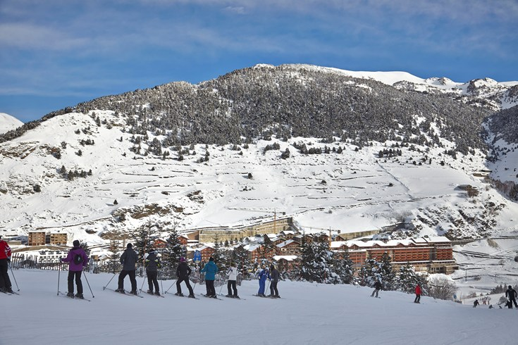 Winter wonderland in Andorra (Image Source: The Leading Hotels of the World / lhw.com)