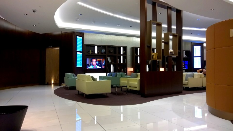 Abu Dhabi Business Lounge 2