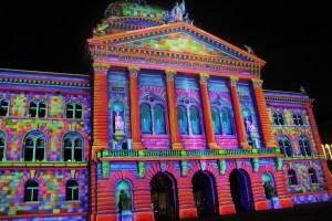 Lightshow Bern