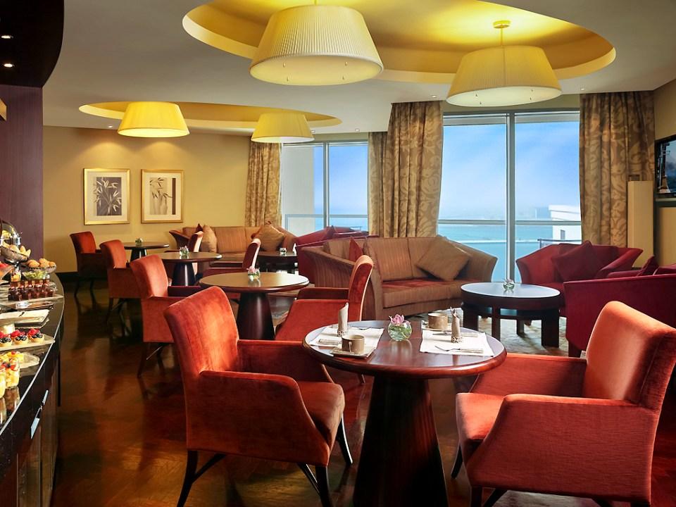 The Club Lounge at Sofitel Dubai Jumeirah Beach (Image Source: Sofitel Dubai Jumeirah Beach / sofitel.com)