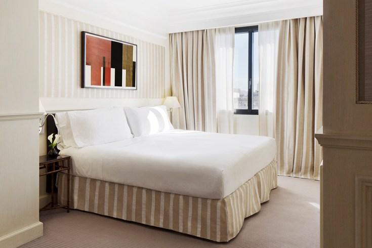 All rooms are designed contemporary