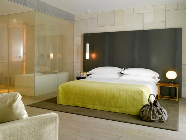 Exeutive Room at the Mamilla Hotel (Image Source: The Leading Hotels of the World / lhw.com)
