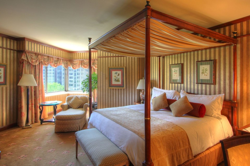 (Image Source: The Rittenhouse Hotel / www.rittenhousehotel.com)