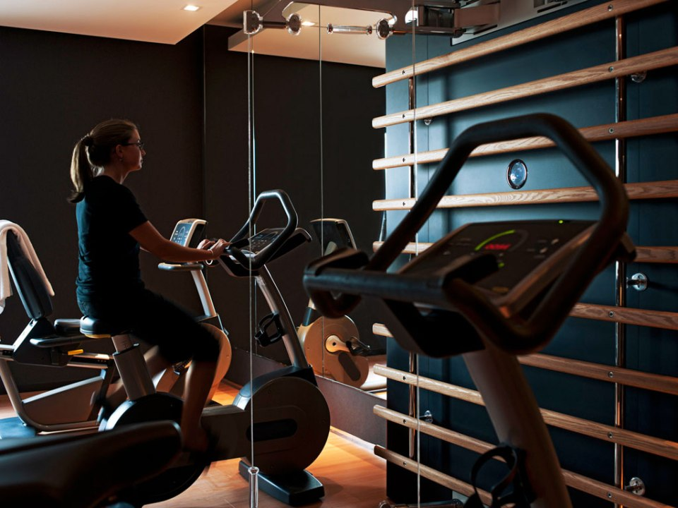 Gym at the Pullman Brussels Centre Midi (Image Source: Pullman Brussels Centre Midi / pullmannhotels.com)