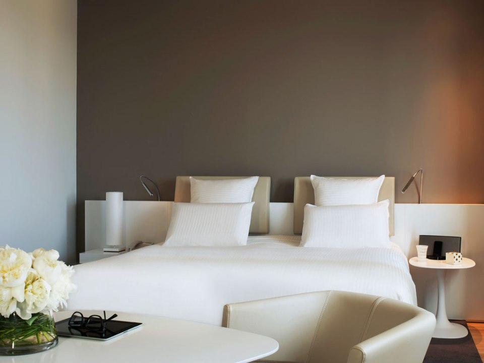 Classic Room at the Pullman Brussels Centre Midi (Image Source: Pullman Brussels Centre Midi / pullmannhotels.com)