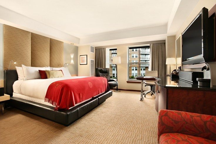 Deluxe Rooms are very spacious (Image Soruce: The Leading Hotels of the World / lhw.com)