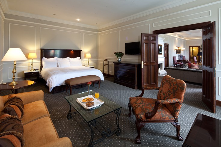 Presidential Suites are not only spacious, but also extremly luxurious (Image Source: The Leading Hotels of the World / lhw.com)