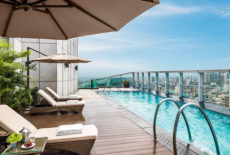 A unique hotel in Chengdu (Image Source: St. Regis Changdu / starwoodhotels.com)