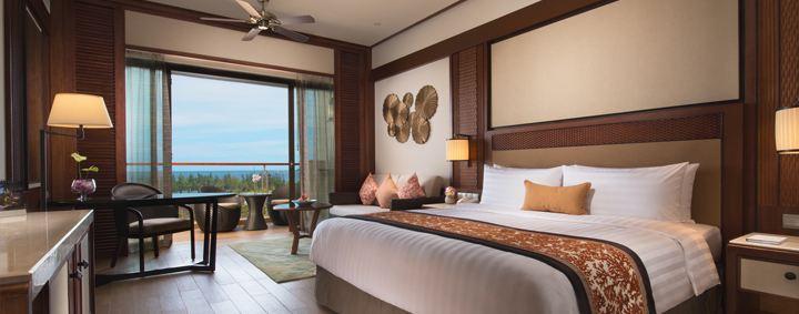 Superior Room with sea view (Image Source: Shangri-La's Sanya Resort / shangri-la.com)