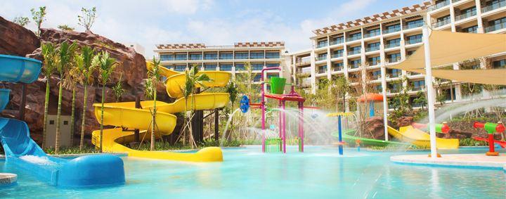 Water Park at the Shangri-La's Sanya Resort (Image Source: Shangri-La's Sanya Resort / shangri-la.com)