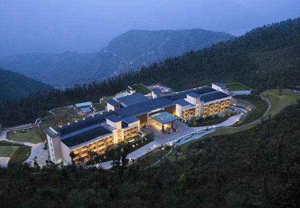 (Image Source: JW Marriott Mussooire Walnut Grove Resort / marriott.com)