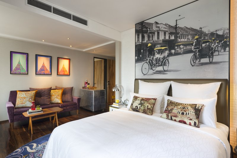 Rooms are very spacious and look inviting (Image Source: Hotel Indigo Bangkok / ihg.com)