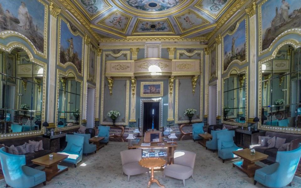 Lobby (Image Source: Pousada do Porto / pousadas.pt)