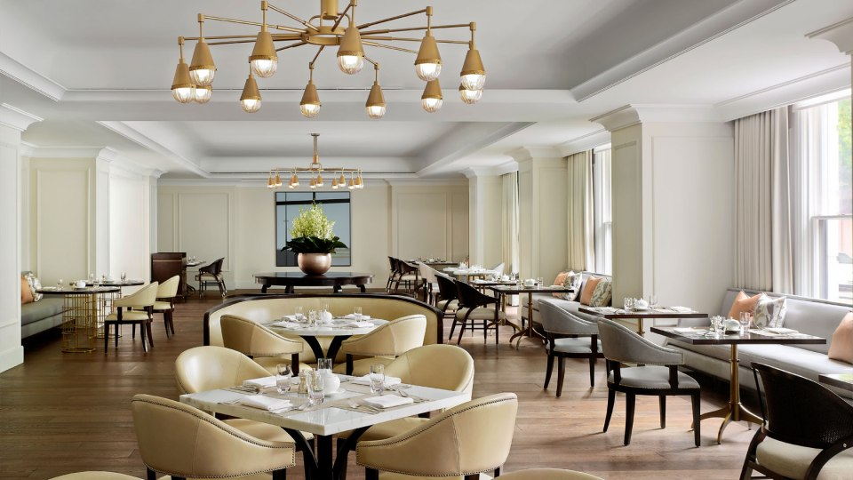 Kent Street Kitchen (Image Source: The Langham Sydney / langhamhotels.com)